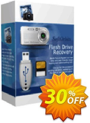 SoftOrbits Flash Drive Recovery discount coupon 30% Discount -