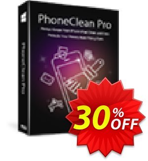 PhoneClean Pro for Mac (business lifetime license) discount coupon PhoneClean Pro for Mac Staggering offer code 2021 - Staggering offer code of PhoneClean Pro for Mac 2021