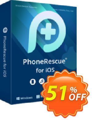 PhoneRescue for iOS Coupon, discount PhoneRescue for iOS awful promotions code 2020. Promotion: awful promotions code of PhoneRescue for iOS 2020