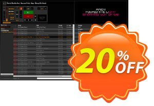 PCDJ KARAOKI (Professional Karaoke Show Hosting Software) Coupon, discount 5% off from Yelp. Promotion: Yelp save 5% on PCDJ Software