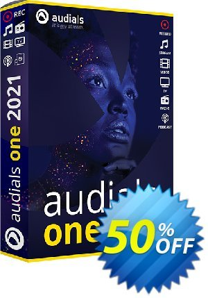 Audials Gold subscription Yearly sales 50% OFF Audials Gold subscription Yearly, verified. Promotion: Impressive discount code of Audials Gold subscription Yearly, tested & approved