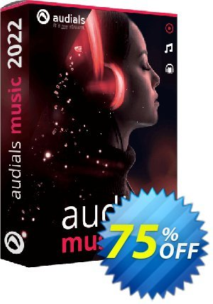 Audials Music 2021 Coupon, discount 63% OFF Audials Music 2021, verified. Promotion: Impressive discount code of Audials Music 2021, tested & approved