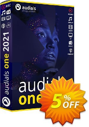Audials Gold subscription Monthly discount coupon 5% OFF Audials Gold subscription Monthly, verified - Impressive discount code of Audials Gold subscription Monthly, tested & approved