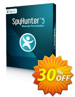 SpyHunter Coupon discount 25% off Christina test. Promotion: