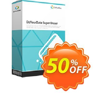 DoYourData Super Eraser Coupon, discount DoYourData recovery coupon (45047). Promotion: DoYourData recovery software coupon code