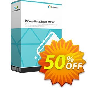 DoYourData Super Eraser (Business) Coupon, discount DoYourData recovery coupon (45047). Promotion: DoYourData recovery software coupon code