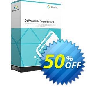 DoYourData Super Eraser Coupon discount DoYourData recovery coupon (45047) - DoYourData recovery software coupon code