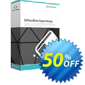DoYourData Super Eraser Business Lifetime 優惠券,折扣碼 DoYourData recovery coupon (45047),促銷代碼: DoYourData recovery software coupon code