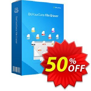DoYourData File Eraser for Mac discount coupon DoYourData recovery coupon (45047) - DoYourData recovery software coupon code