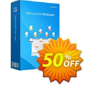DoYourData File Eraser Coupon, discount File Eraser coupon (45047). Promotion: DoYourData File Eraser coupon code