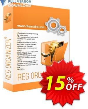 Reg Organizer Coupon discount 30% OFF Reg Organizer. Promotion: