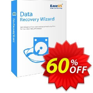 Get EaseUS Data Recovery Wizard Technician Lifetime 40% OFF coupon code