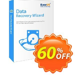 Get EaseUS Data Recovery Wizard Technician (2 years) 50% OFF coupon code