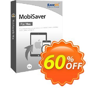 EaseUS MobiSaver for Mac Coupon, discount EaseUS Coupon (46691). Promotion: EaseUS promotion discount