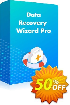 Get EaseUS Data Recovery Wizard Pro 50% OFF coupon code