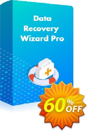 Get EaseUS Data Recovery Wizard Pro - 1 month 40% OFF coupon code