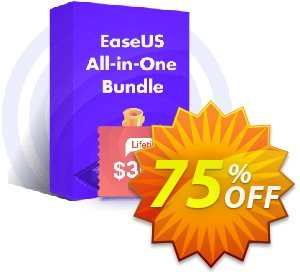 EaseUS All-In-One Bundle discount coupon 75% OFF EaseUS All-In-One Bundle, verified - Wonderful promotions code of EaseUS All-In-One Bundle, tested & approved