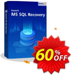 EaseUS MS SQL Recovery (Lifetime) discount coupon 40% OFF EaseUS MS SQL Recovery (Lifetime), verified - Wonderful promotions code of EaseUS MS SQL Recovery (Lifetime), tested & approved