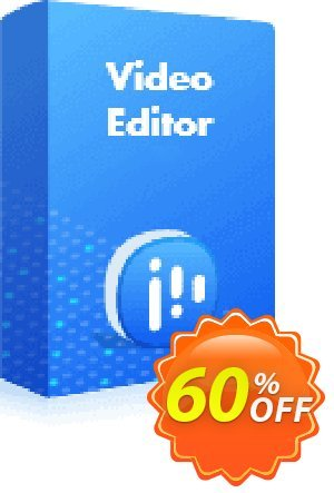 EaseUS Video Editor (1-Month License) Coupon, discount 50% OFF EaseUS Video Editor (Monthly) Feb 2020. Promotion: Wonderful promotions code of EaseUS Video Editor (Monthly), tested in February 2020