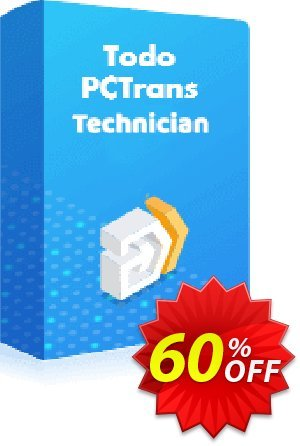EaseUS Todo PCTrans Technician (Lifetime) Coupon discount 50% OFF EaseUS Todo PCTrans Technician (Lifetime), verified. Promotion: Wonderful promotions code of EaseUS Todo PCTrans Technician (Lifetime), tested & approved
