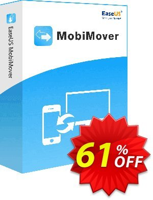 EaseUS MobiMover Pro (For 1 Year) Coupon, discount 50% OFF EaseUS MobiMover Pro (Yearly License) Feb 2020. Promotion: Wonderful promotions code of EaseUS MobiMover Pro (Yearly License), tested in February 2020