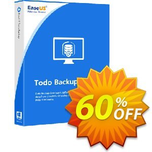 EaseUS Todo Backup Workstation (Lifetime) Coupon discount 40% OFF EaseUS Todo Backup Workstation (Lifetime), verified. Promotion: Wonderful promotions code of EaseUS Todo Backup Workstation (Lifetime), tested & approved