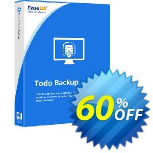 EaseUS Todo Backup Server (2 years) 優惠券,折扣碼 40% OFF EaseUS Todo Backup Server (2 years), verified,促銷代碼: Wonderful promotions code of EaseUS Todo Backup Server (2 years), tested & approved