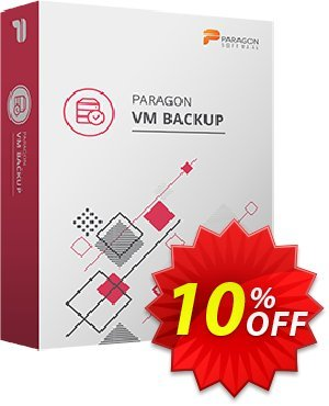 Paragon Virtual Machine Backup Coupon discount 10% OFF Paragon Virtual Machine Backup, verified