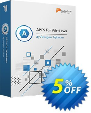 Paragon APFS for Windows discount coupon 5% OFF PARAGON APFS for Windows, verified - Impressive promotions code of PARAGON APFS for Windows, tested & approved