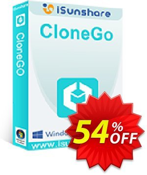 iSunshare CloneGo 프로모션 코드 iSunshare CloneGo discount (47025) 프로모션: iSunshare CloneGo coupons