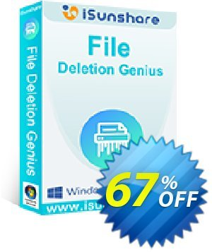 iSunshare File Deletion Genius Coupon, discount iSunshare File Deletiondiscount (47025). Promotion: iSunshare File Deletion coupons