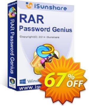 iSunshare RAR Password Genius Coupon, discount iSunshare discount (47025). Promotion: iSunshare discount coupons