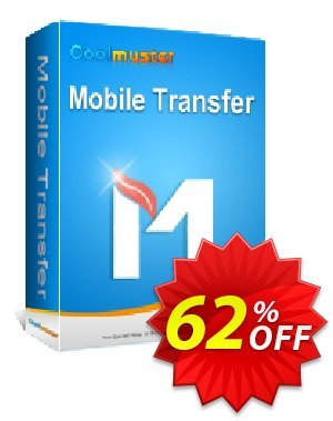 Coolmuster Mobile Transfer - Lifetime License(1 PC) Coupon, discount Affiliate 50% OFF. Promotion: