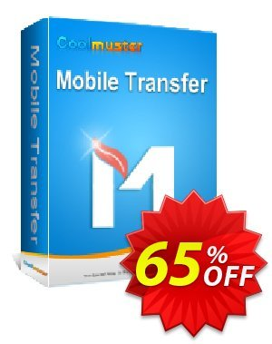 Coolmuster Mobile Transfer - 1 Year License(1 PC) 優惠券,折扣碼 affiliate discount,促銷代碼: