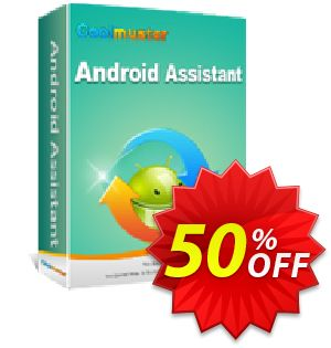 Coolmuster Android Assistant - 1 Year License (100 PCs) 優惠券,折扣碼 affiliate discount,促銷代碼: