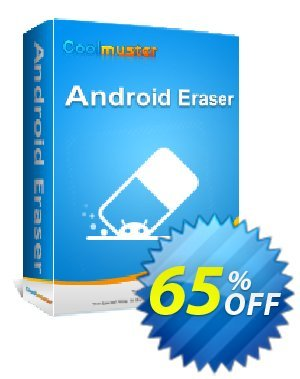 Coolmuster Android Eraser Lifetime License discount coupon affiliate discount -