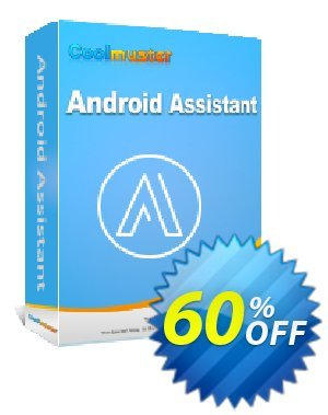 Coolmuster Android Assistant Coupon discount 50% off promotion. Promotion: