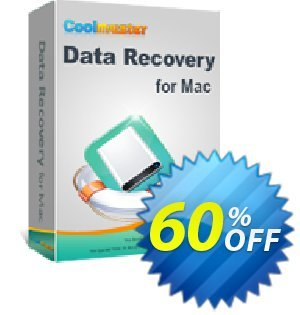 Get Coolmuster Data Recovery for Mac 50% OFF coupon code