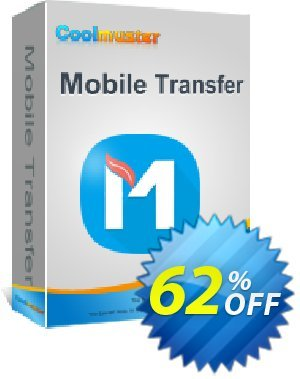 Coolmuster Mobile Transfer for Mac Coupon discount affiliate discount -