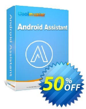 Coolmuster Android Assistant - 1 Year License(2-5PCs) Coupon, discount Affiliate 50% OFF. Promotion: