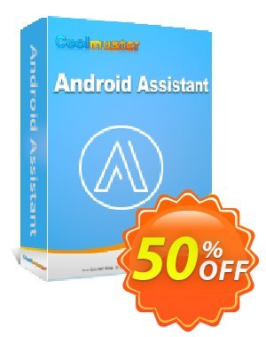 Coolmuster Android Assistant - 1 Year License(6-10PCs) Coupon discount 50% off promotion. Promotion:
