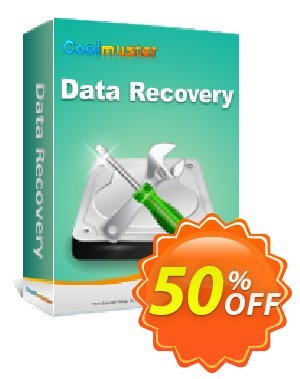 Get Coolmuster Data Recovery 50% OFF coupon code