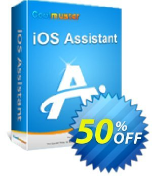 Coolmuster iOS Assistant - Lifetime License(21-25PCs) Coupon, discount Affiliate 50% OFF. Promotion: