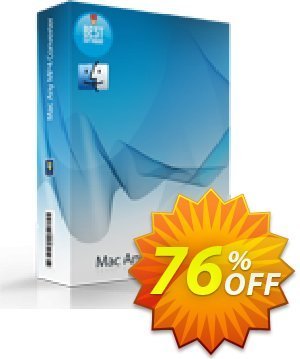 7thShare Mac Any MP4 Converter 優惠券,折扣碼 60% discount7thShare Mac Any MP4 Converter,促銷代碼: