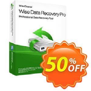 Wise Data Recovery Pro (1 Month / 1 PC) discount coupon Daily - Excellent discount code of Wise Data Recovery Pro (1 Month / 1 PC) 2020
