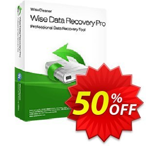 Wise Data Recovery Pro (1 Year / 1 PC) Coupon, discount Daily. Promotion: Super promotions code of Wise Data Recovery Pro (1 Year / 1 PC) 2020