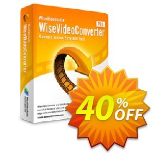 Wise Video Converter Pro Coupon, discount Wisecleaner offer code (50379). Promotion: Wisecleaner coupon code (50379)
