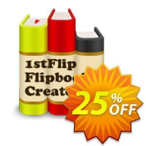 1stFlip Flipbook Creator for Mac discount coupon 1stFlip discount 52083 - 1stFlip coupon 52083