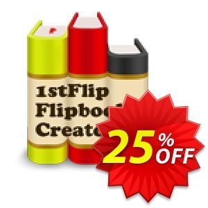 1stFlip Flipbook Creator for Mac Coupon, discount 1stFlip discount 52083. Promotion: 1stFlip coupon 52083
