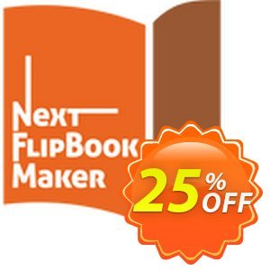 Next FlipBook Maker Coupon, discount 25% OFF Next FlipBook Maker for Windows Oct 2021. Promotion: Excellent deals code of Next FlipBook Maker for Windows, tested in October 2021